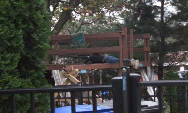 TOMS RIVER: EMOTIONALLY DISTURBED MAN BARRICADES HIMSELF INSIDE PATMAS DRIVE RESIDENCE- TAKEN TO CMC YESTERDAY