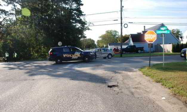 CRASH INVOLVING MANCHESTER POLICE OFFICER UNDER INVESTIGATION