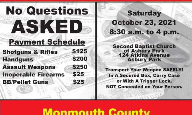 MCPO: Gun Buy Back Program