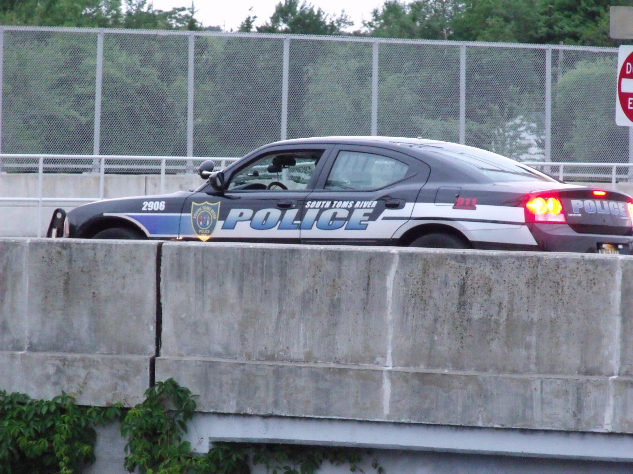 S. Toms River: Suspicious Vehicle